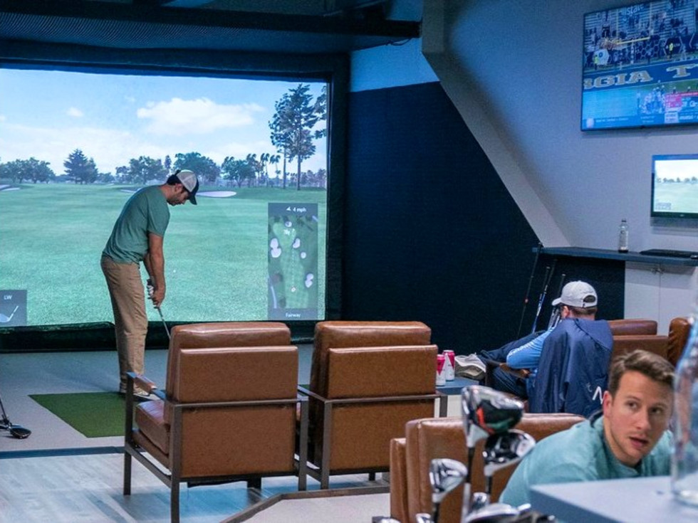 Turn Indoor Golf