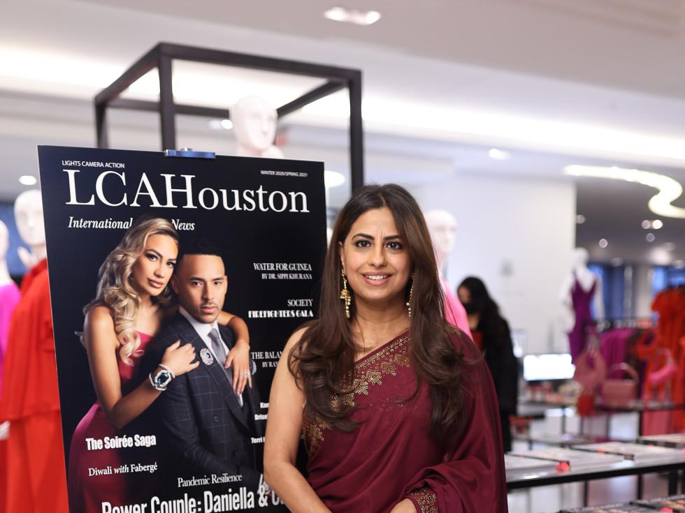 LCA Houston Winter Spring Power Couples 2021 Correa Ruchi Mukherjee