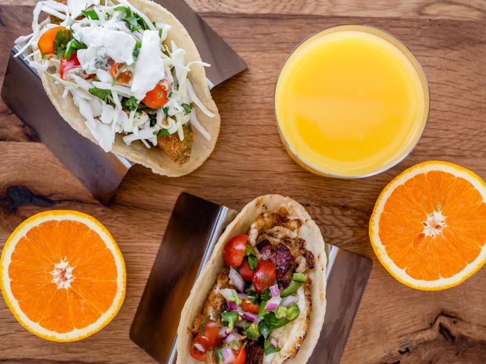 Fusion Eats tacos
