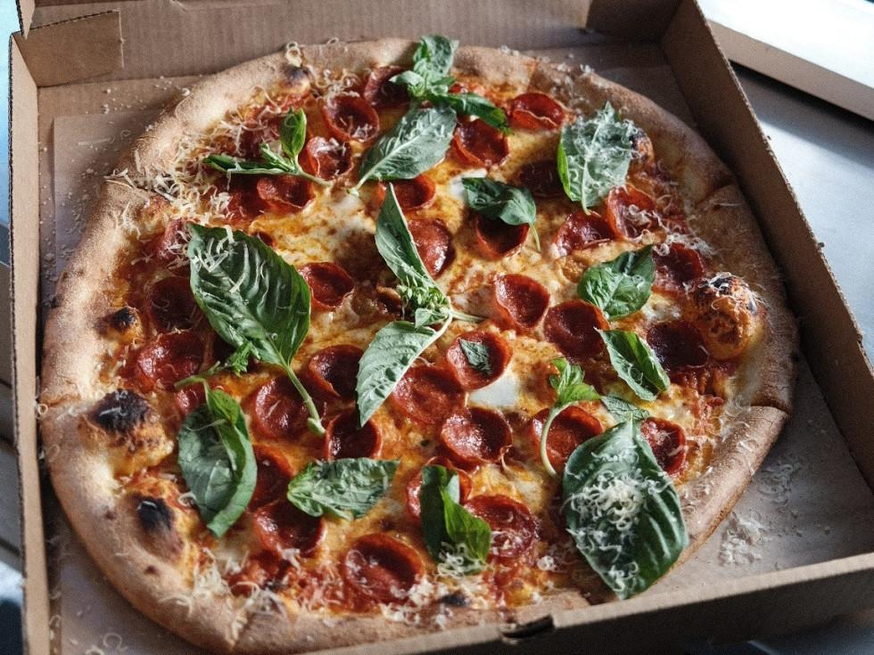 Sammataro pizza
