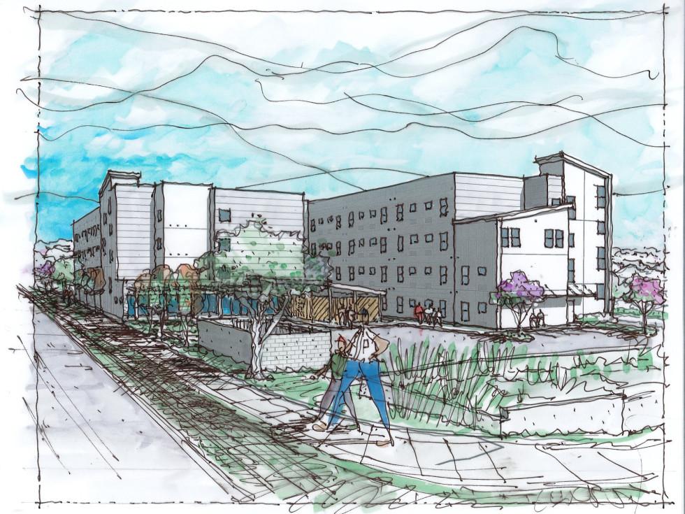 Espero Austin apartment community for homeless
