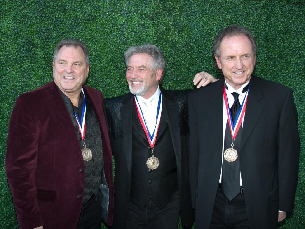 Texas Medal of Arts Awards 2015 The Gatlin Brothers