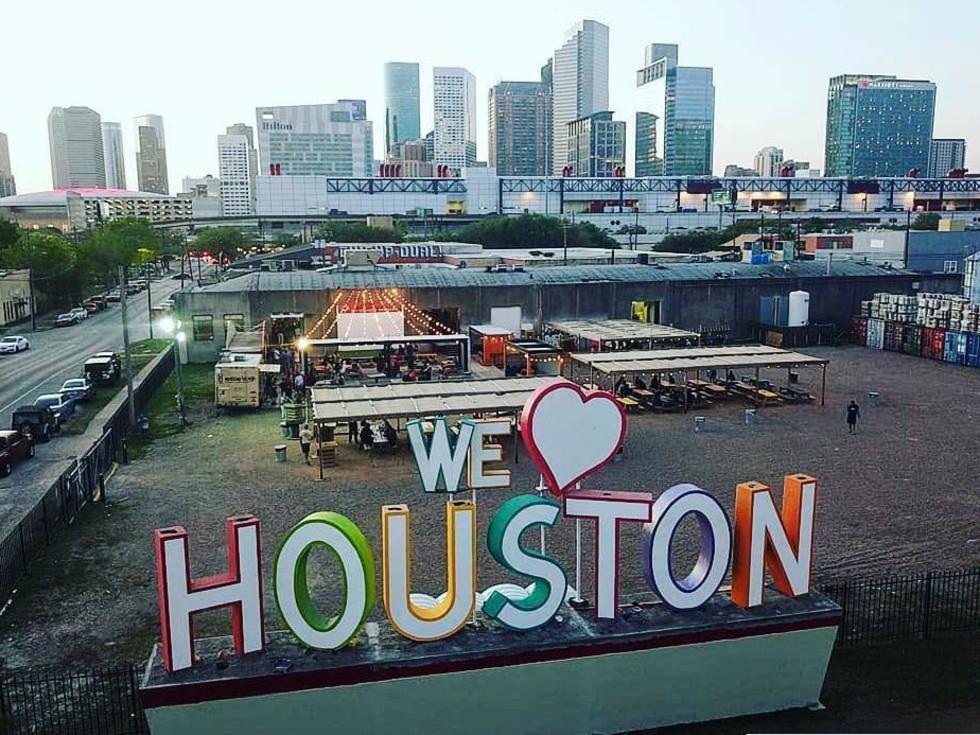 EaDo east downtown houston we love houston