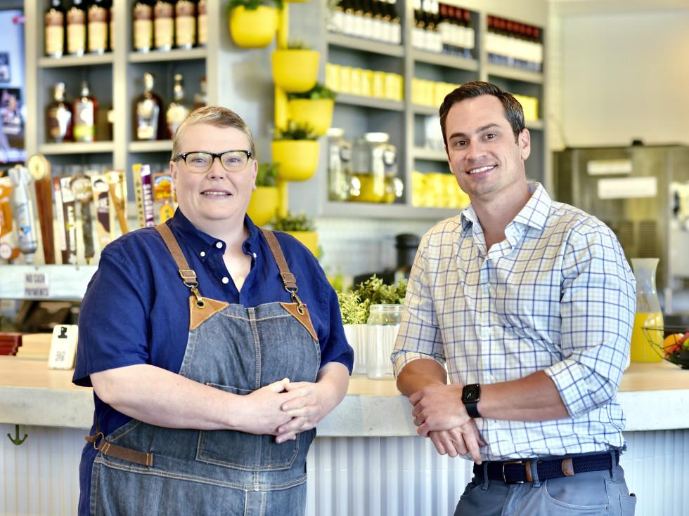 Brandi Key Aaron Lyons Dish Society