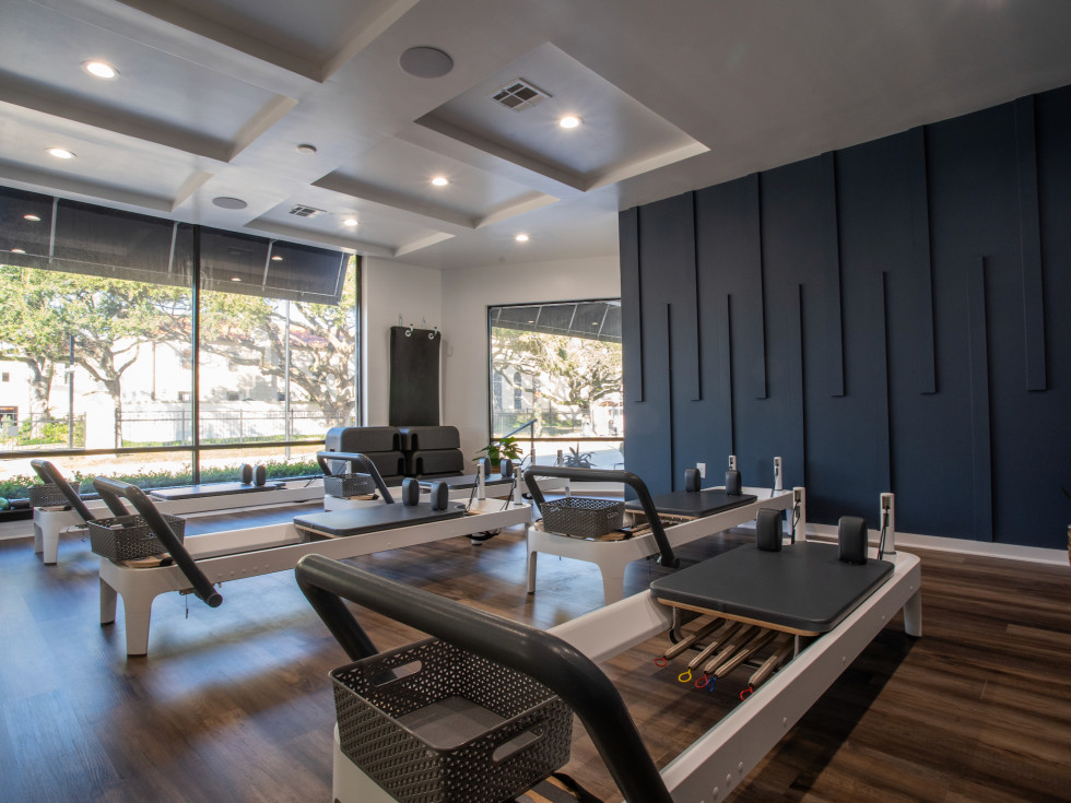 Duo Coffee & Pilates interior