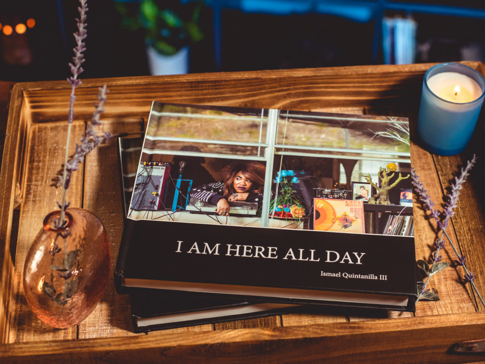 I Am Here All Day book cover