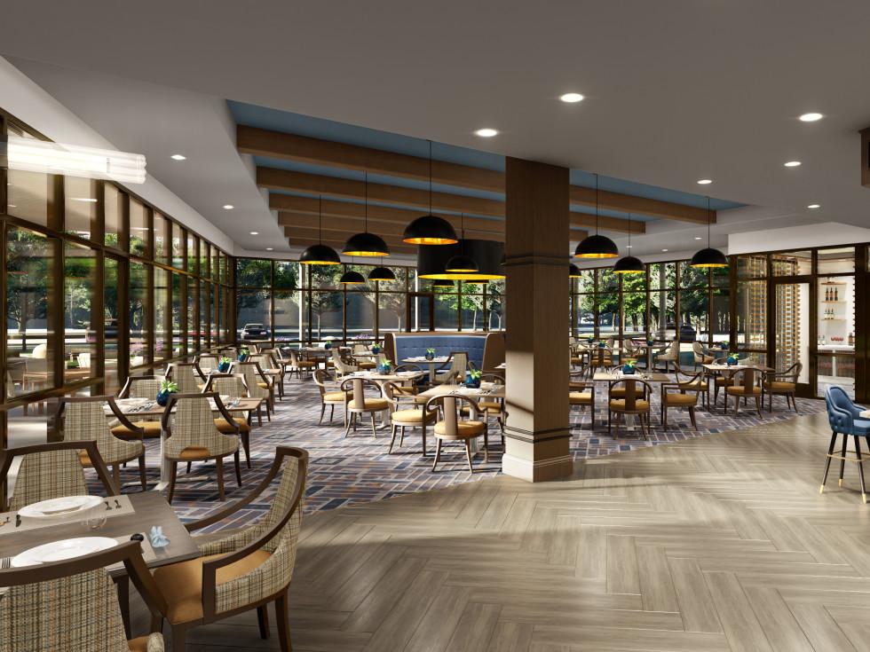Hacienda Georgetown restaurant