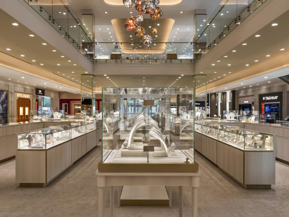 Zadok Jewelers Post Oak Place