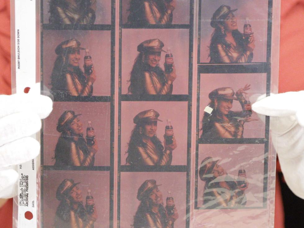 Selena exhibit at Smithsonian