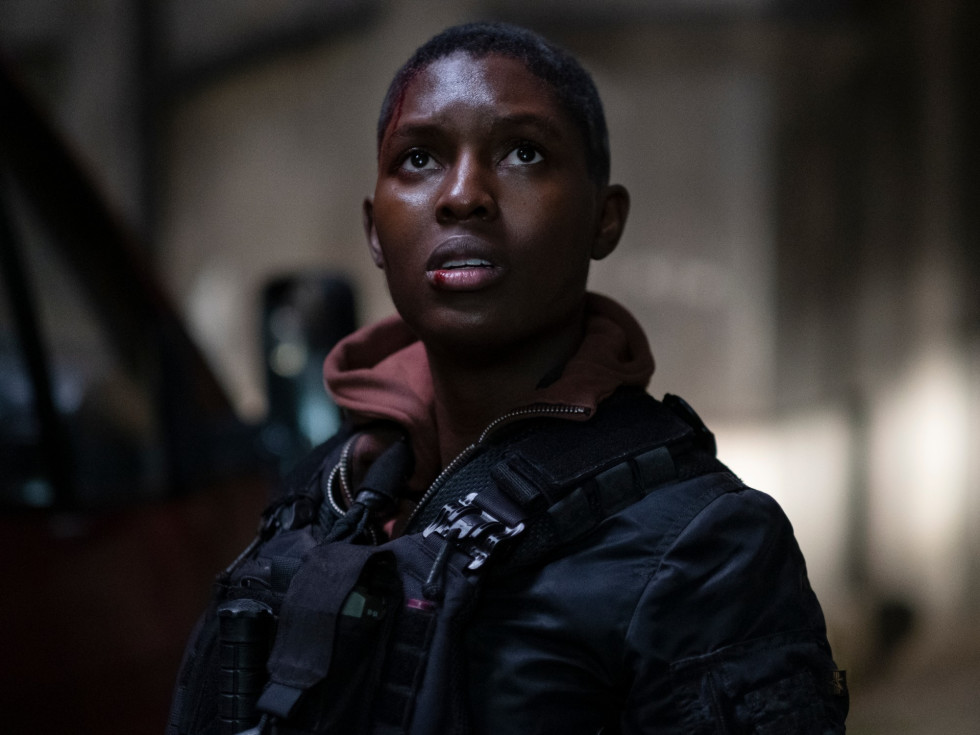 Jodie Turner-Smith in Without Remorse