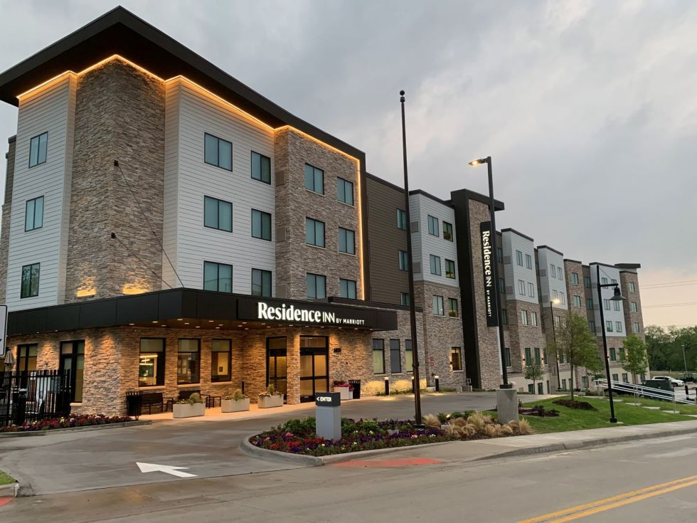 Residence Inn Marriott hotel Waterside