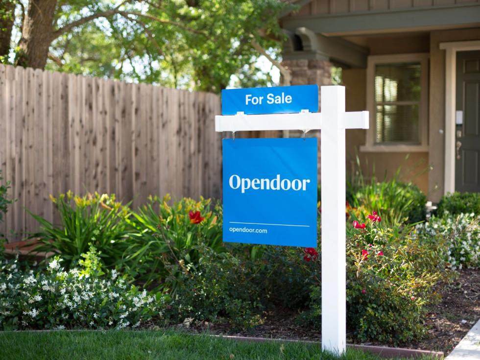Opendoor home
