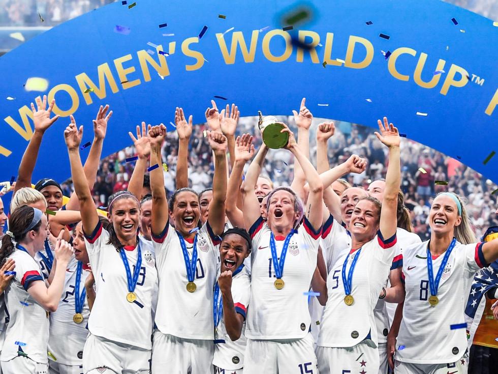 U.S. Women's National Soccer Team
