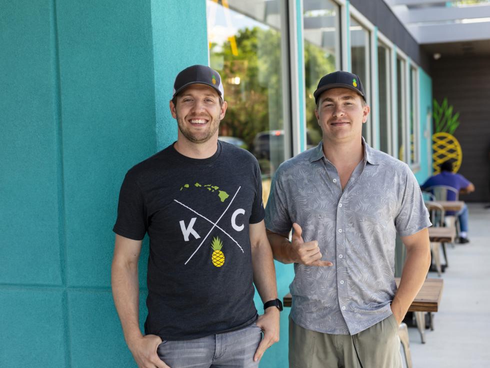 Hawaiian Bros. founders