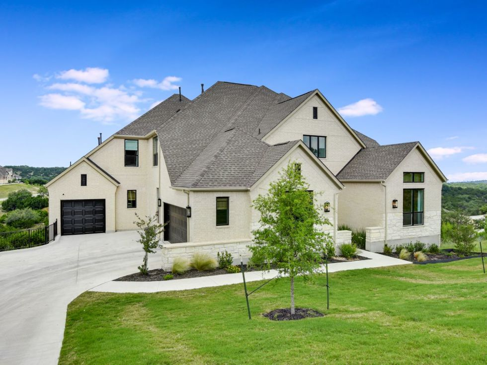608 Big Brown Drive Austin home