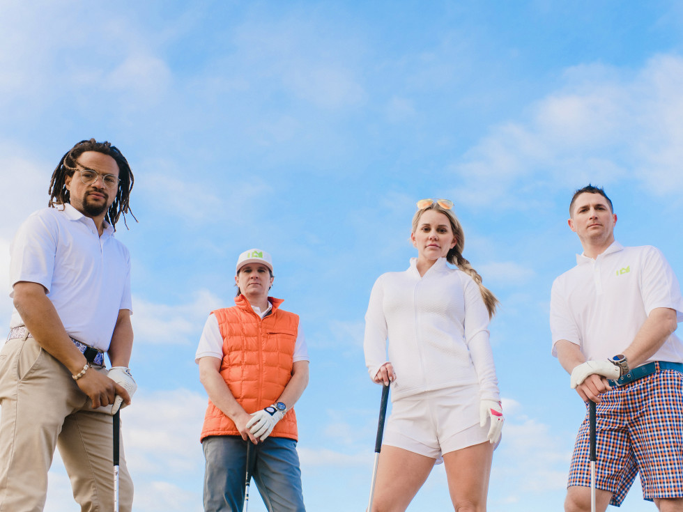 TeeMates golf app houston