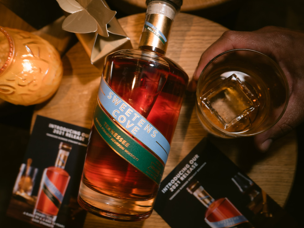Sweetens Cove bourbon