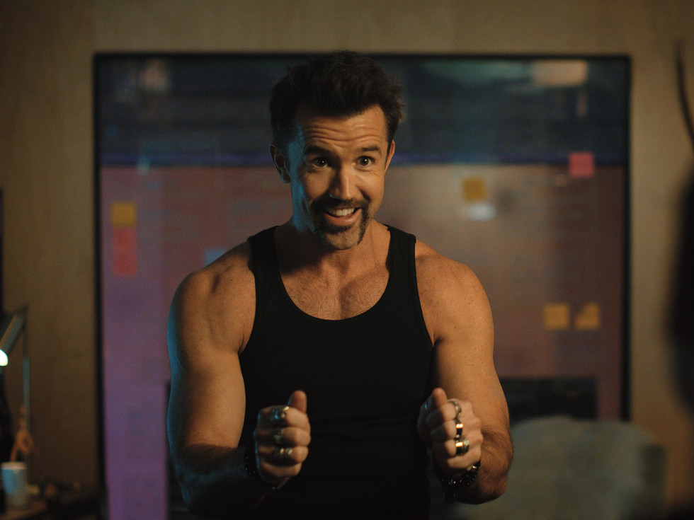 Rob McElhenney in Mythic Quest