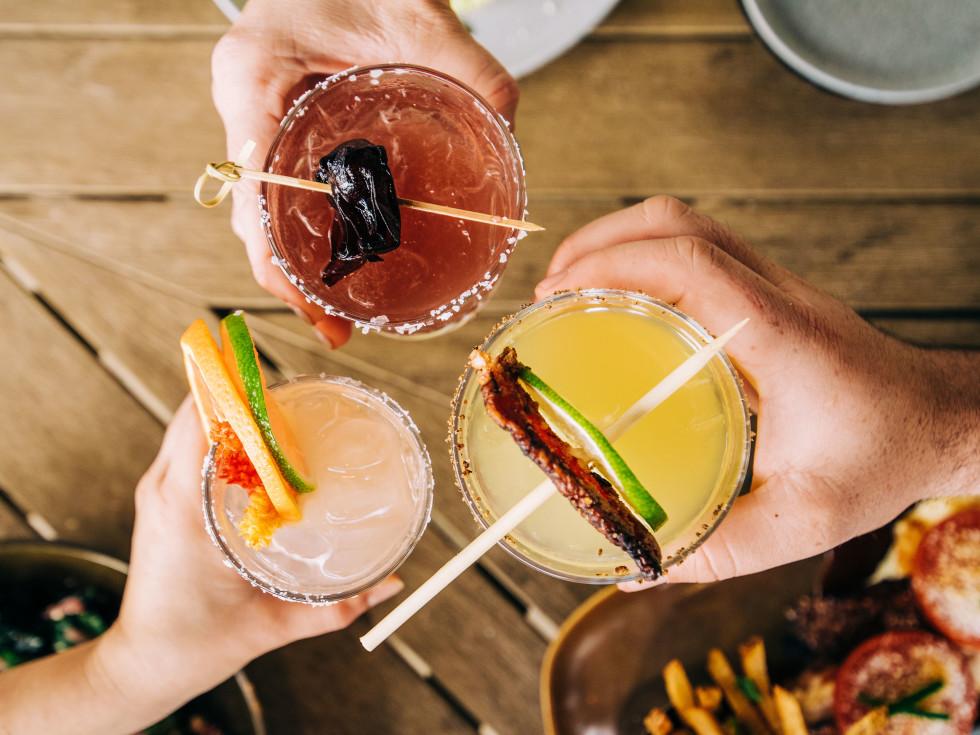 Creekhouse cocktails