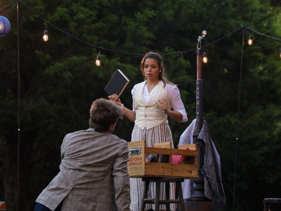 Theatre Three's The Music Man