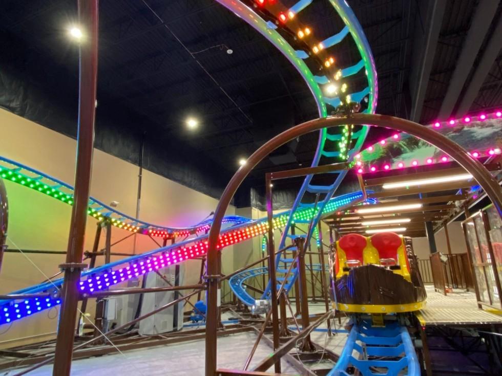 Austin's roller coaster