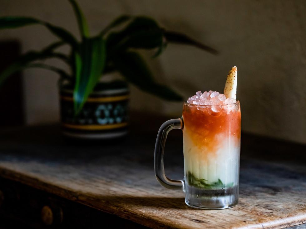 Monkey's Tail El Sabio cocktail
