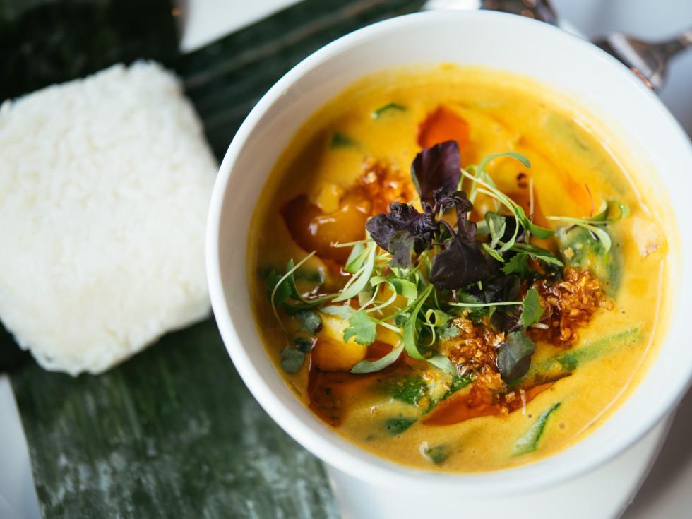 Evelyn Garcia Kin soup
