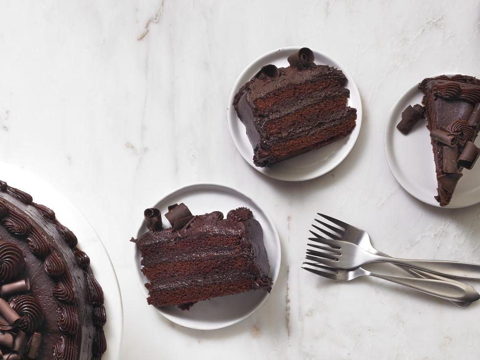 Anthony's Mousse Cake