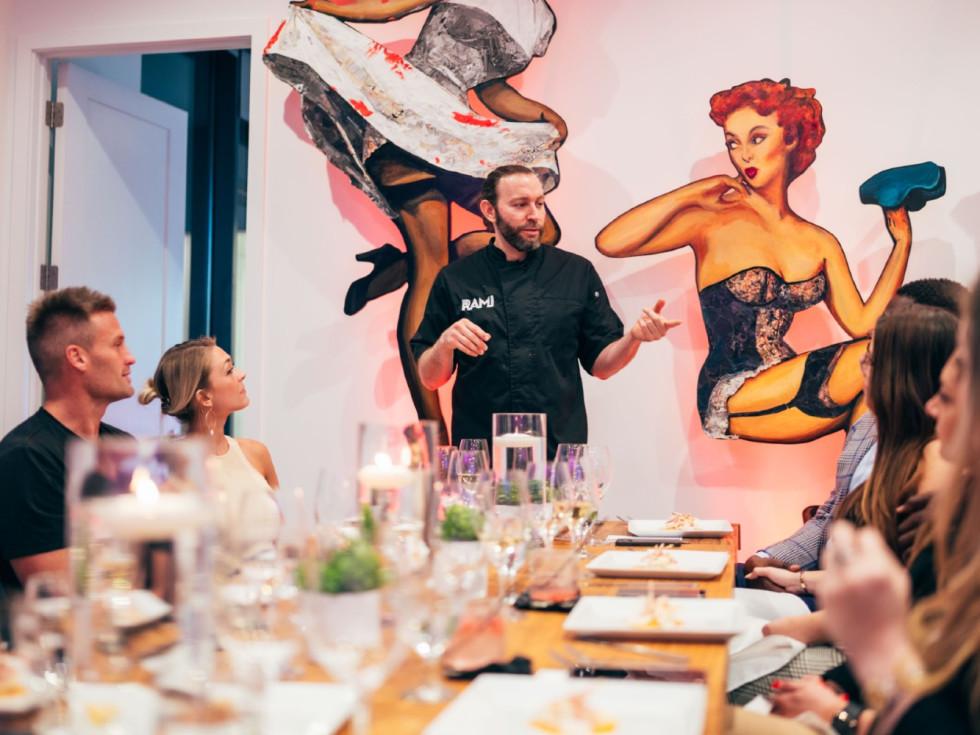 Chef Rami Raw