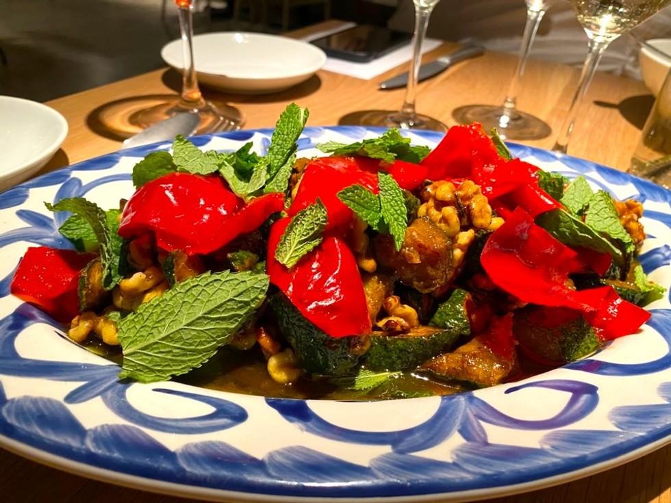 Allora Italian restaurant in San Antonio's Pearl District