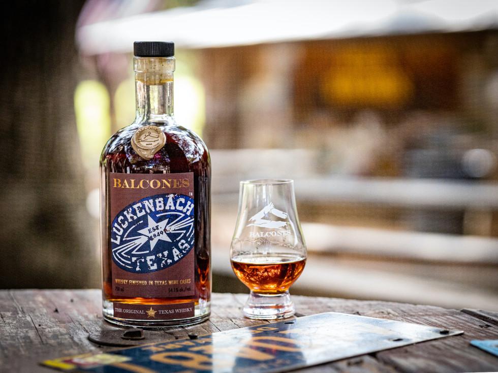 Luckenbach whiskey