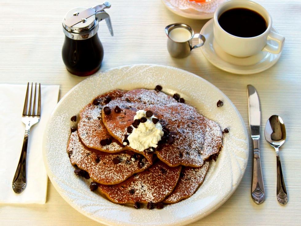 Original Pancake House OPH Chocolate chip pancake