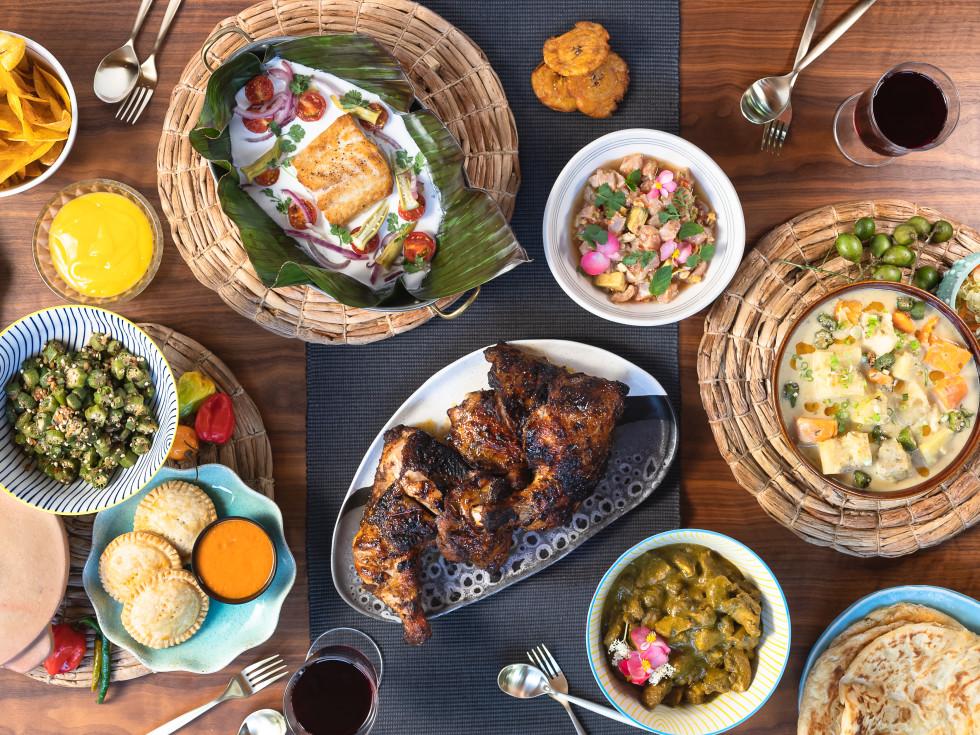 Canje restaurant East Austin