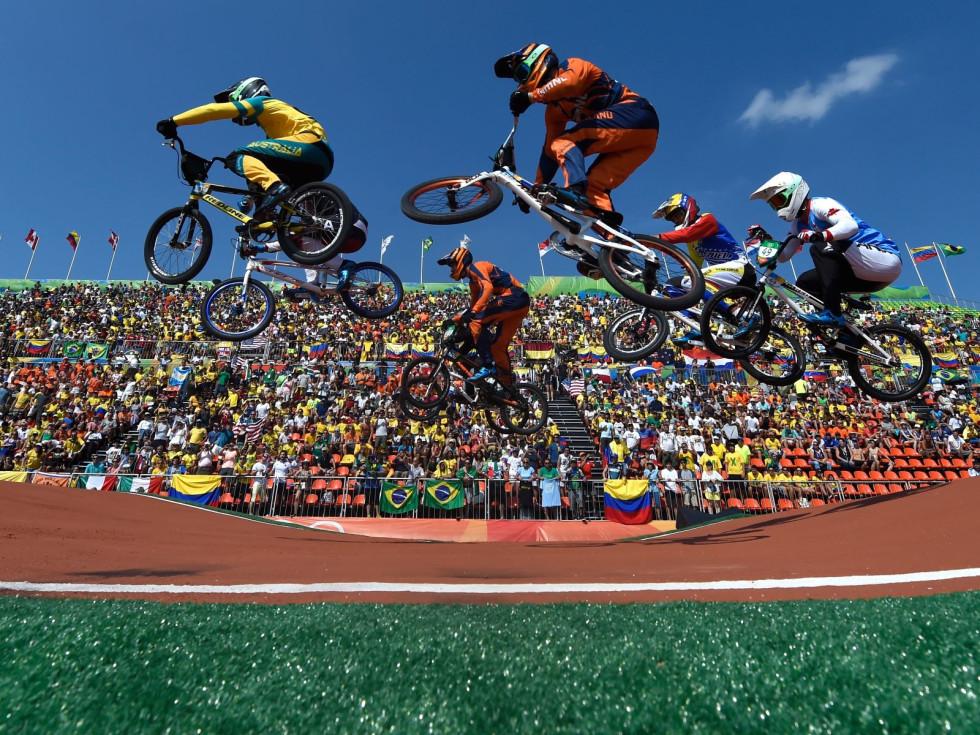 Connor Fields, Olympics, BMX biking