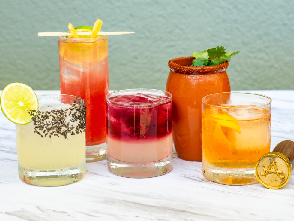 Ambler Texas Kitchen cocktails