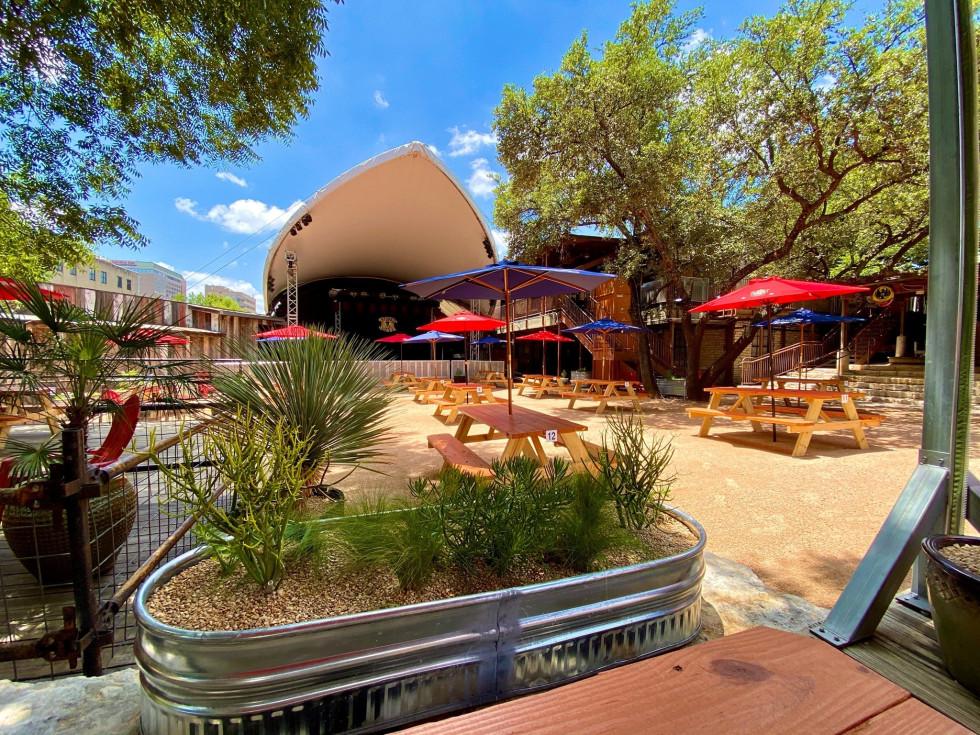 Stubb's venue Austin