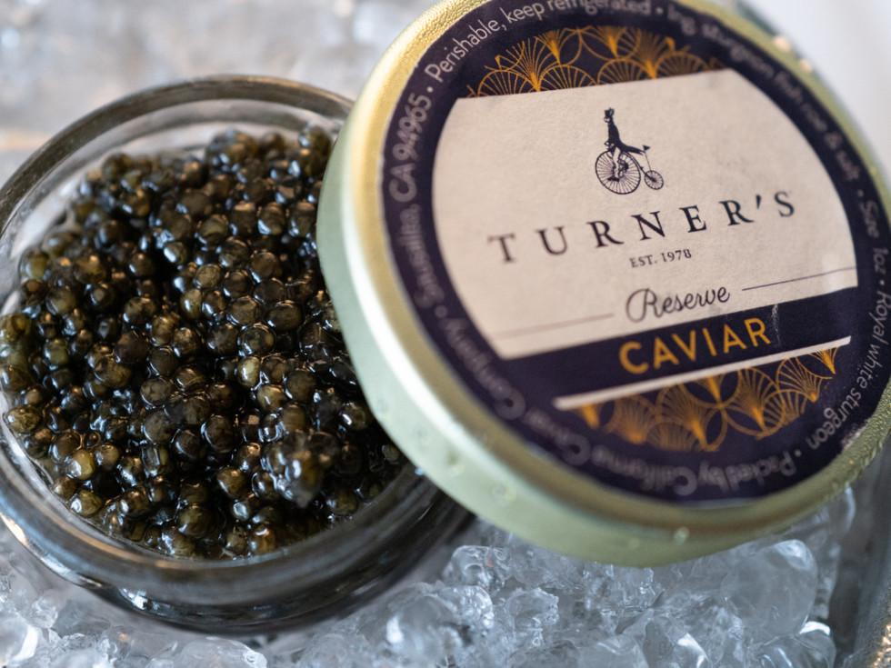 Turner's caviar