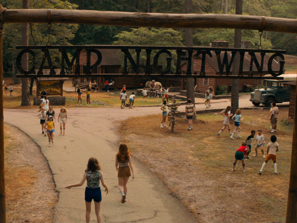 Camp Nightwing in Fear Street Part Two: 1978