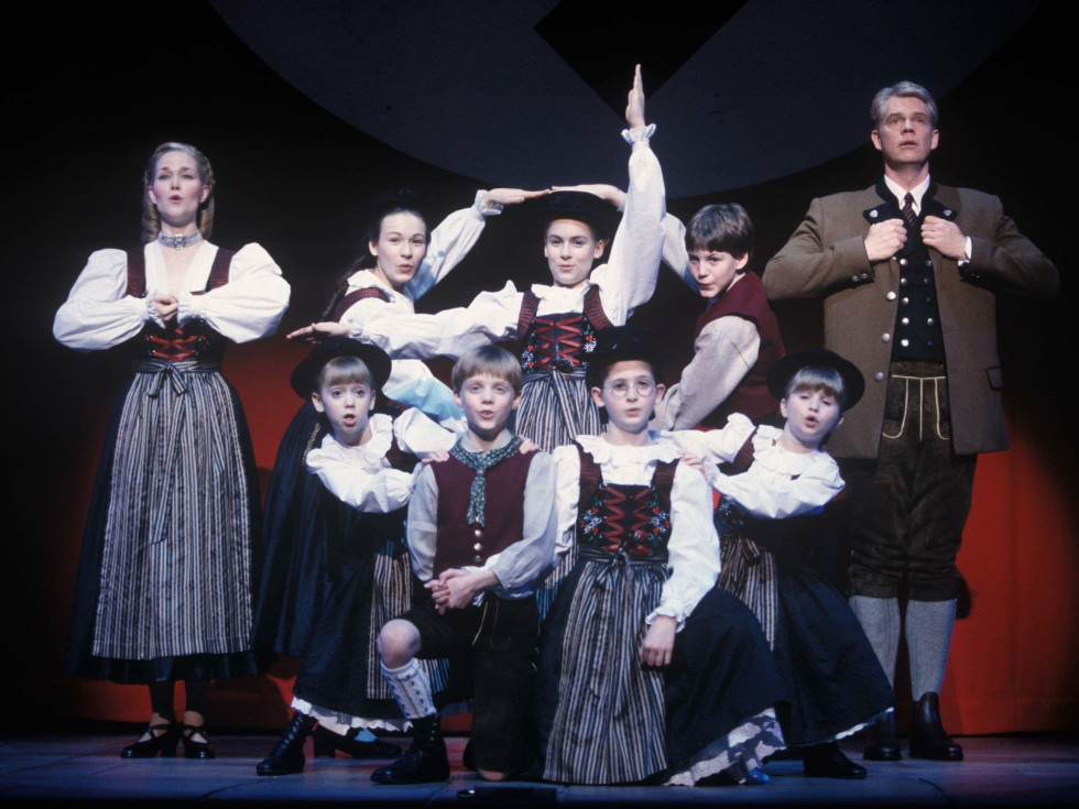 The Sound of Music Broadway revival