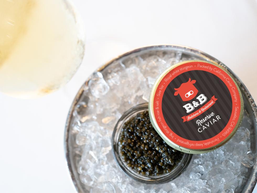B&B caviar
