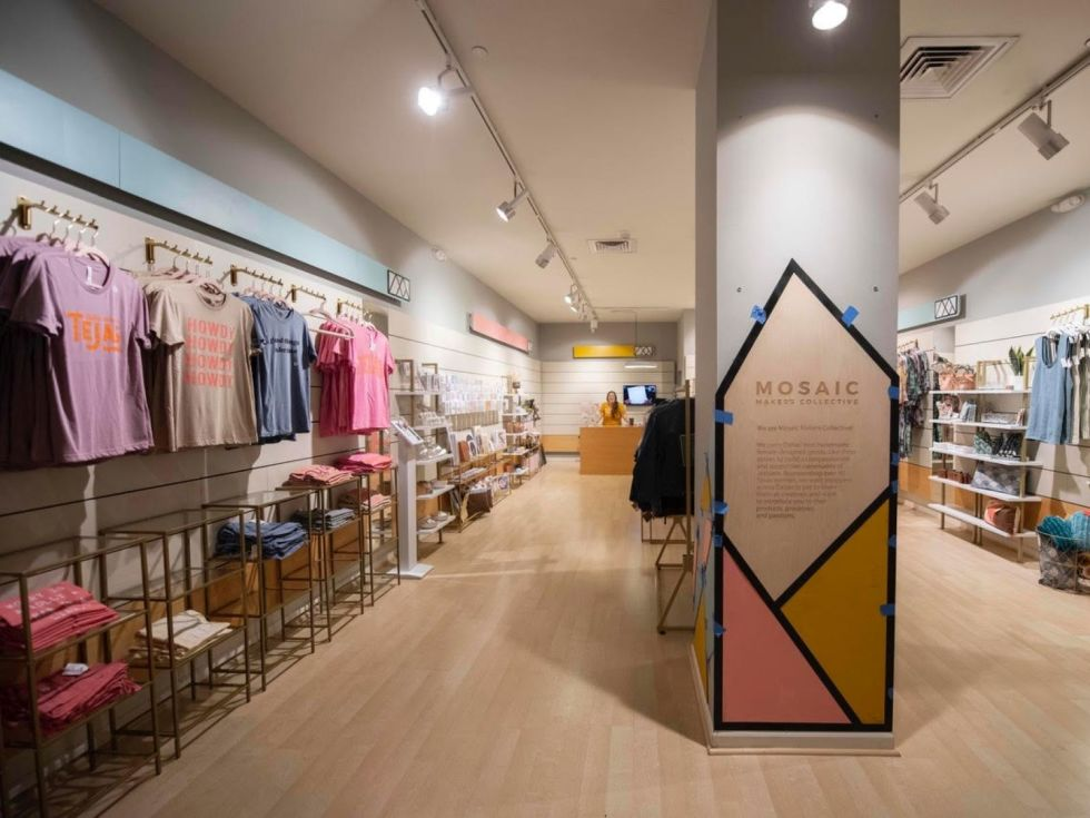 Mosaic Makers Galleria