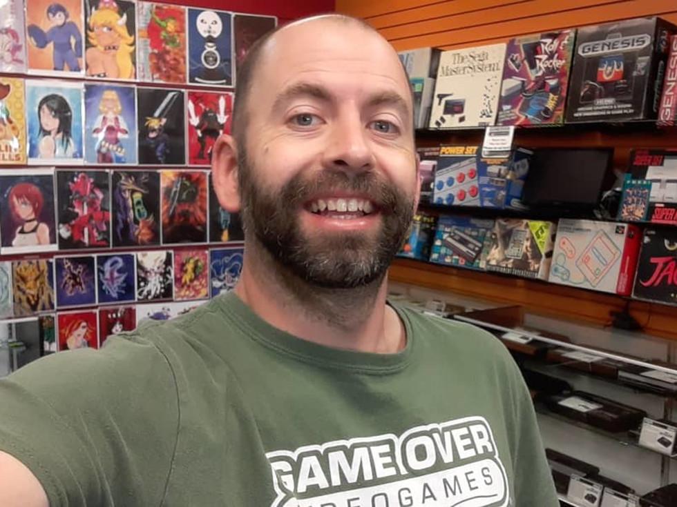 David Kaelin of Classic Game Fest