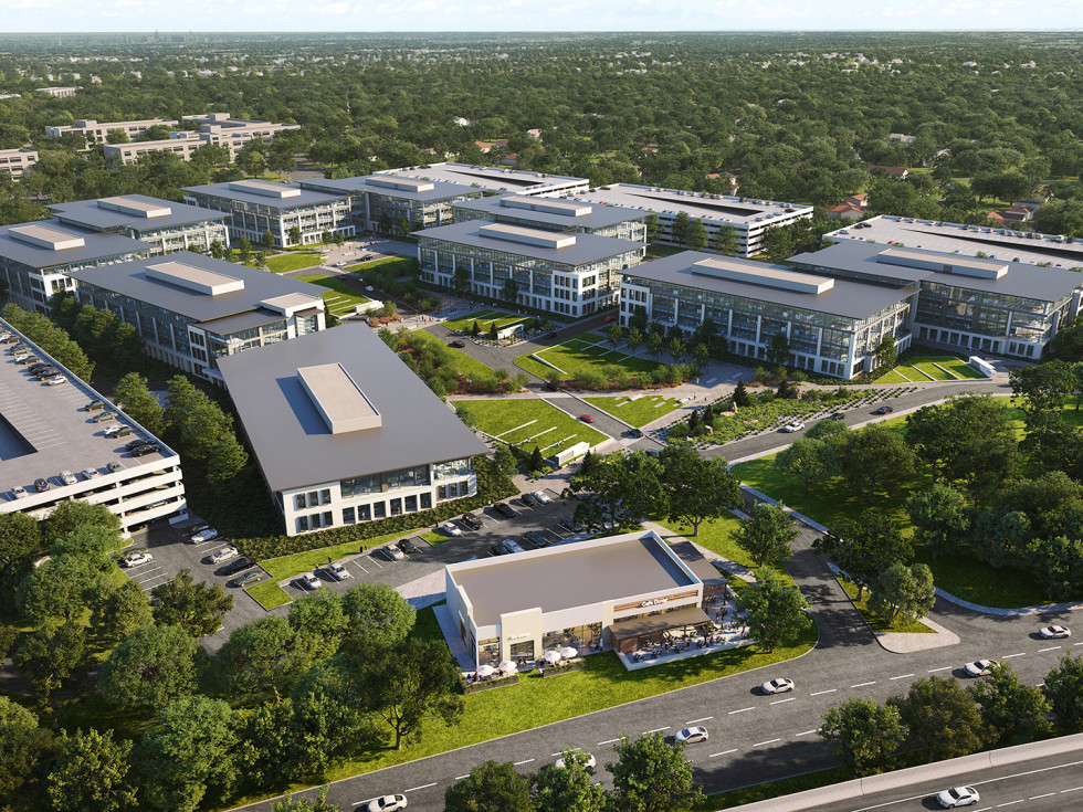 Duval office park overview