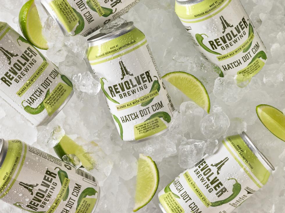 Revolver Hatch beer