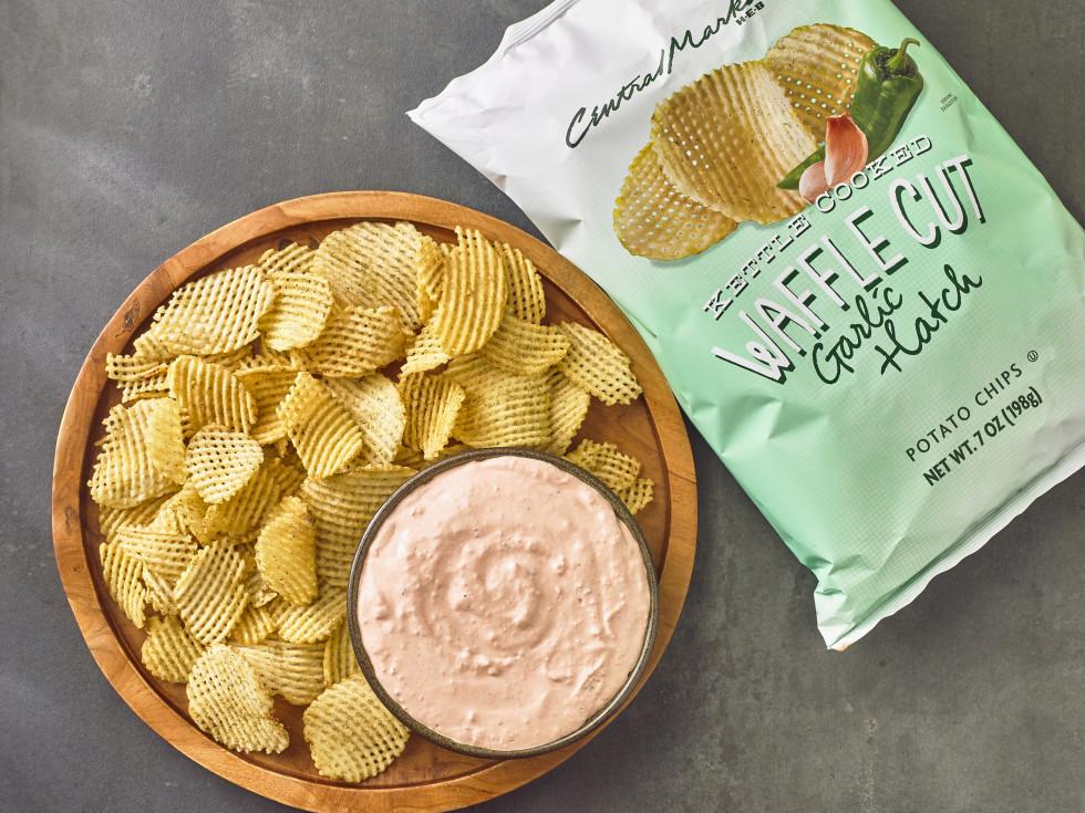 Hatch chips