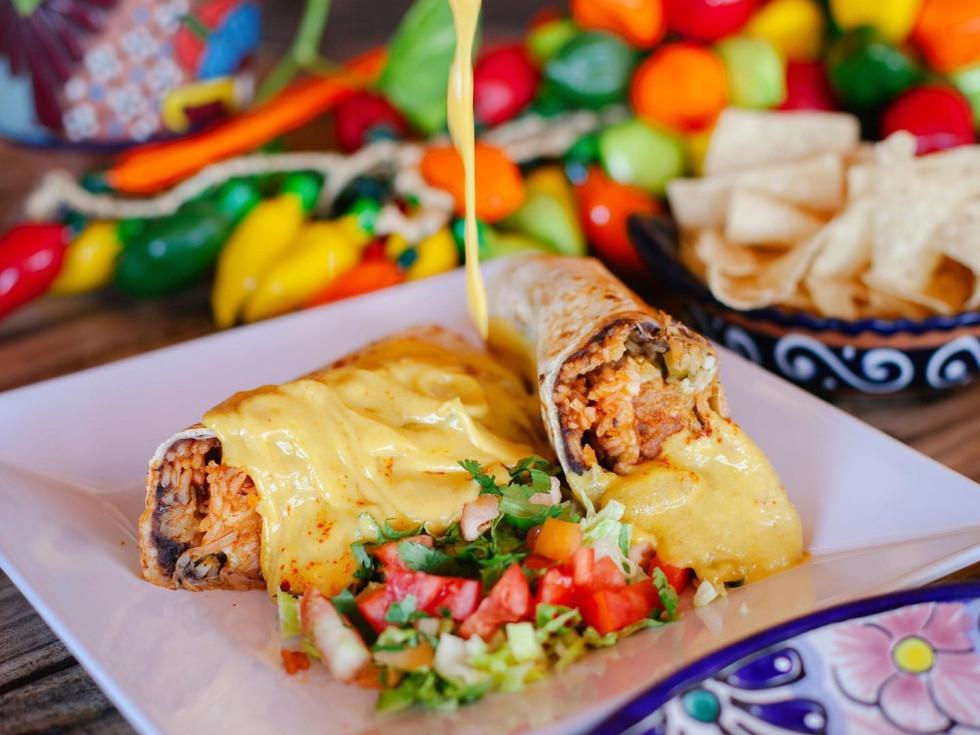 Milpa Pepitas vegan Mexican