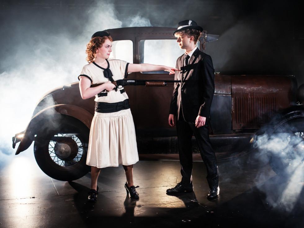 Casa Mañana presents Bonnie & Clyde