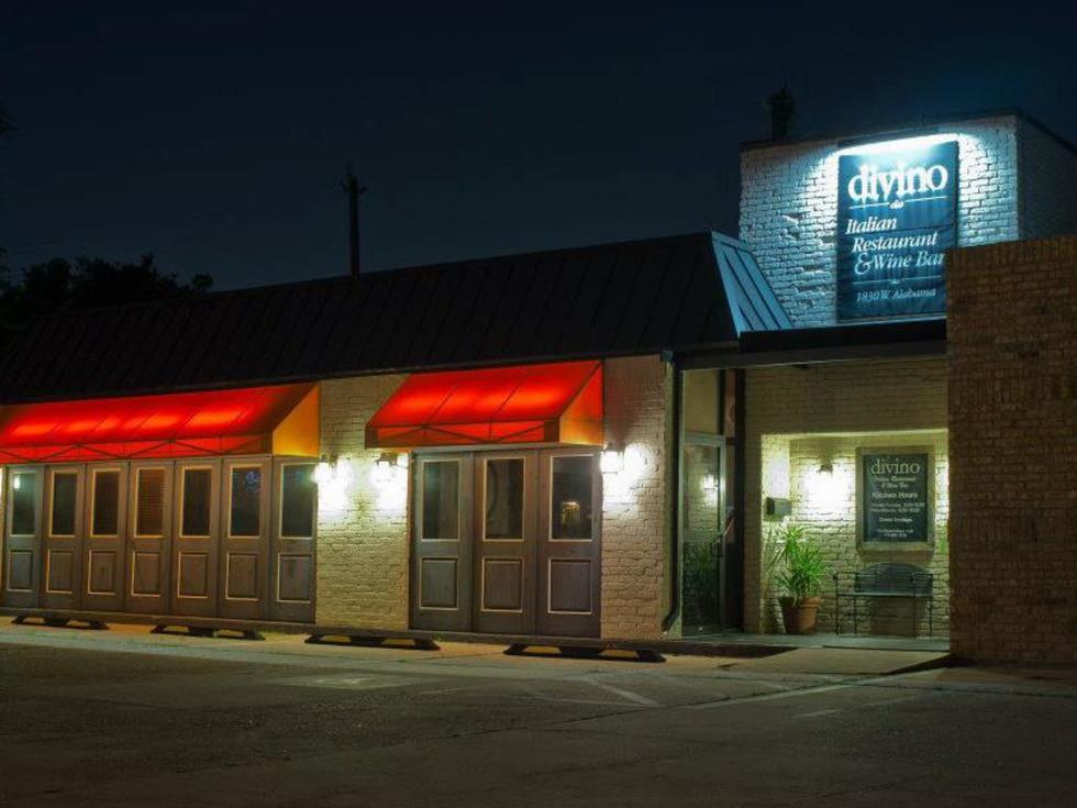 Divino Italian Restaurant exterioro