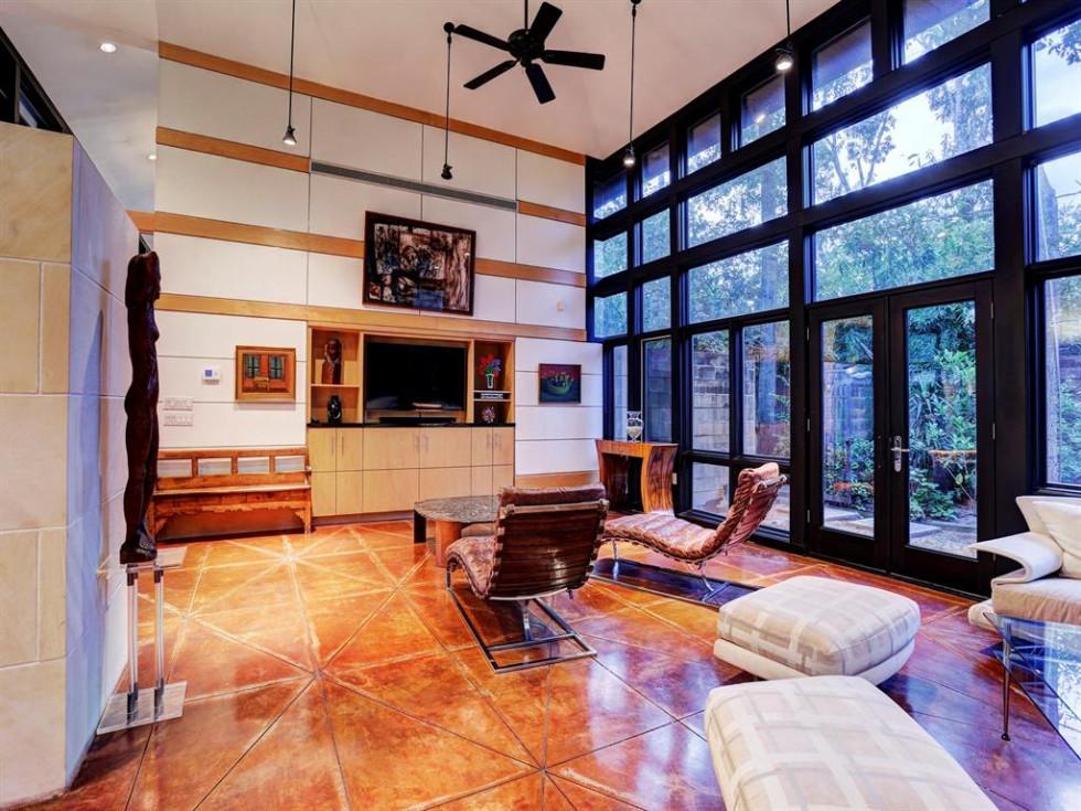 12020 Tall Oaks St Frank Lloyd Wright Houston