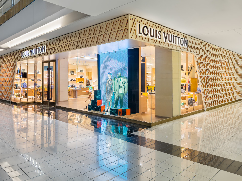 Louis Vuitton opens first men's store in Texas at Houston Galleria
